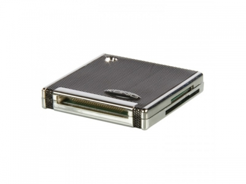 Cardreaders, USB hubs en controllers