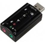 Logilink USB 7.1 sound € 11,99